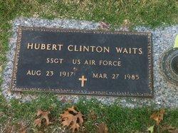 Hubert Clinton Waits