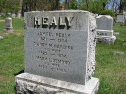 Nancy Mason <I>Harding</I> Healy