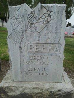 """Egidio """"Gene"""" Beffa"""