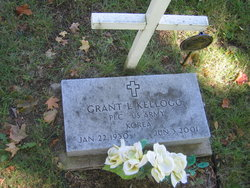 PFC Grant L. Kellogg