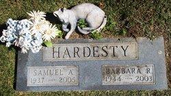Barbara <I>Anis</I> Hardesty
