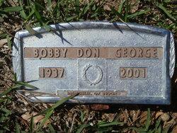 Bobby Don George