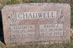David Johnson Chadwell