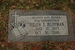 Helen E Huffman