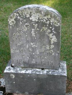 Emma E <I>Stevens</I> Heath