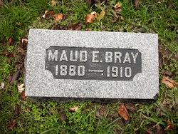 Maud E Bray