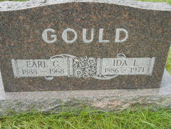 Ida L <I>Harger</I> Gould