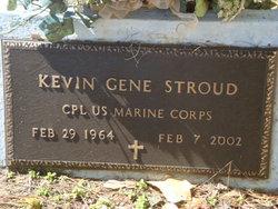 Kevin Gene Stroud