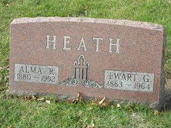 Alma <I>Ruez</I> Heath