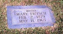 Mary <I>Klesel</I> Fritsch