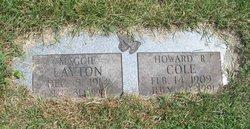 Howard R Cole