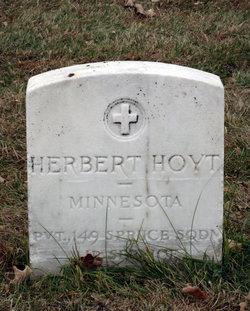 Herbert Hoyt