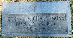 Robert Michael Moss