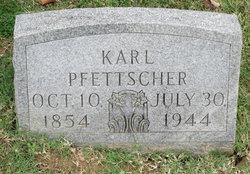 Karl Pfettscher
