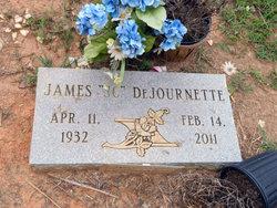 """James """"JC"""" DeJournette"""