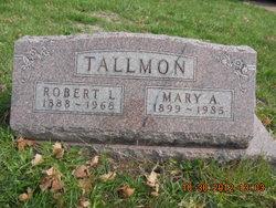 Mary Aurel <I>Askren</I> Tallmon