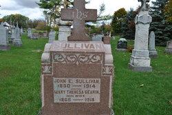 Mary Theresa <I>Gearin</I> Sullivan