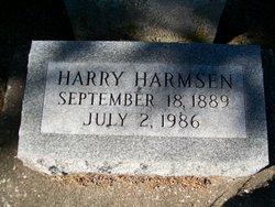 Harry Henry Harmsen