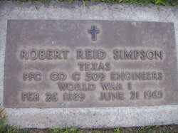 Robert Reid Simpson
