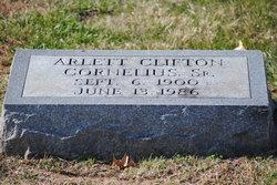 Arlett Clifton Cornelius, Sr