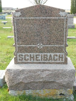 Frederick William Scheibach