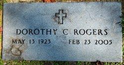 Dorothy C Rogers