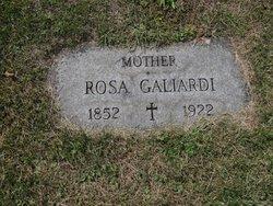 Rosa <I>Caretti</I> Galiardi