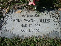Randy Wayne Collier