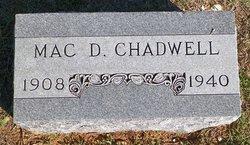Mac David Chadwell