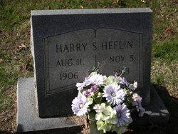 Harry Shannon Heflin