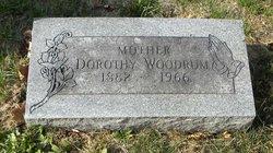 Dorothy Woodrum