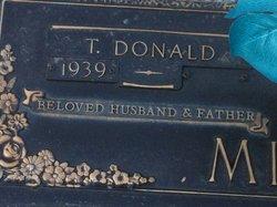T. Donald Mitchell