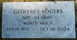 Geoffrey Rogers