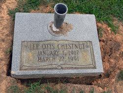 Rev Lee Otis Chestnut