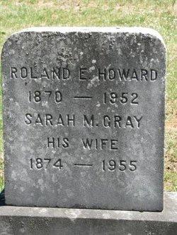 Roland E Howard