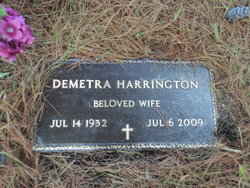Demetra Harrington