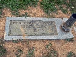 Rev William Lion Chestnut