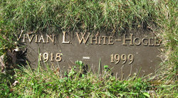 Vivian L. <I>White</I> Hogle