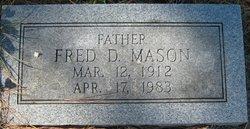 Fred D Mason