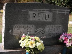 Olive <I>Heflin</I> Reid
