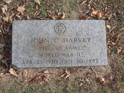 John C Harvey