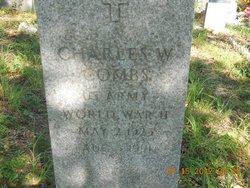 Charles W Combs