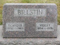 Violet Billstin