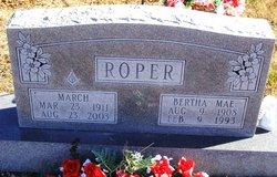 Bertha Mae Roper