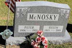 Corp Peter McNosky