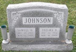 Thelma Bradley Johnson
