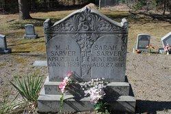 Sarah Catherine <I>Wysong</I> Sarver