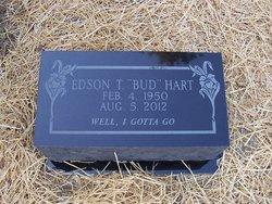 """Edson T """"Bud"""" Hart"""