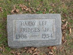 Harry Lee Bridges, Jr