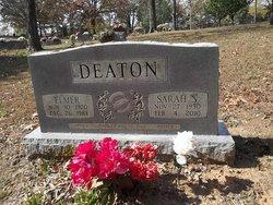 Elmer Deaton, Sr
